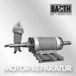 Motor-Reparatur