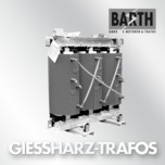 Gießharz-Trafos
