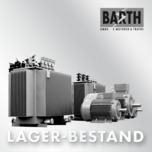Lager-Bestand (Motoren & Trafos)