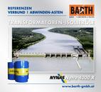 Kraftwerk Abwinden-Asten | Transformatoren-Isolieröl<br />Fotos © VERBUND AG | BARTH GMBH