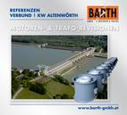 Kraftwerk Altenwörth | Elektromotoren-Revisionen<br />Fotos © VERBUND AG | BARTH GMBH