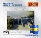 KW Feistritz-Ludmannsdorf | Transformatoren-Isolieröl<br />Fotos © VERBUND AG | BARTH GMBH