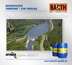 KW Hieflau | Transformatoren-Isolieröl<br />Fotos © VERBUND AG | BARTH GMBH