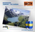 Kraftwerk Kaprun | Transformatoren-Isolieröl<br />Fotos © VERBUND AG | BARTH GMBH