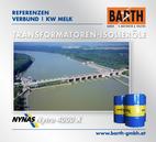 KW Melk | Transformatoren-Isolieröl<br />Fotos © VERBUND AG | BARTH GMBH