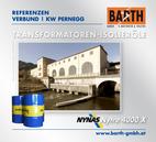 KW Pernegg | Transformatoren-Isolieröl<br />Fotos © VERBUND AG | BARTH GMBH
