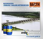 Kraftwerk Wallsee-Mitterkirchen | Transformatoren-Isolieröl<br />Fotos © VERBUND AG | BARTH GMBH