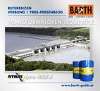 Kraftwerk Ybbs-Persenbeug| Transformatoren-Isolieröl<br />Fotos © VERBUND AG | BARTH GMBH